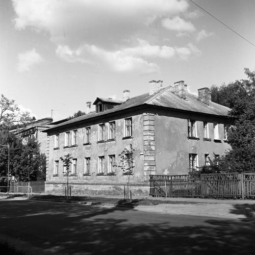 Voikova str. Chernihiv 2012