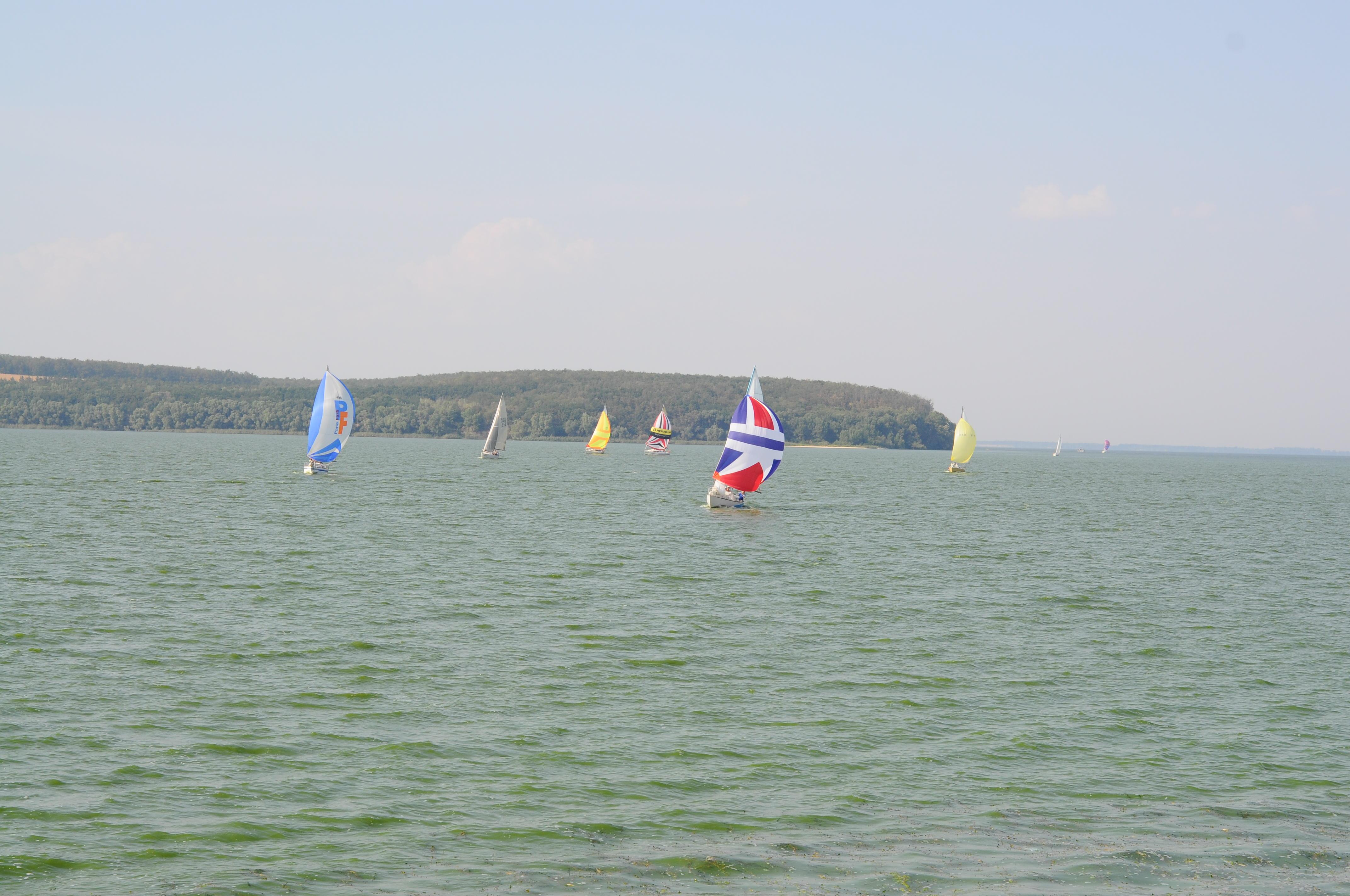 Чемпионат украины среди крейсерско гоночных яхт