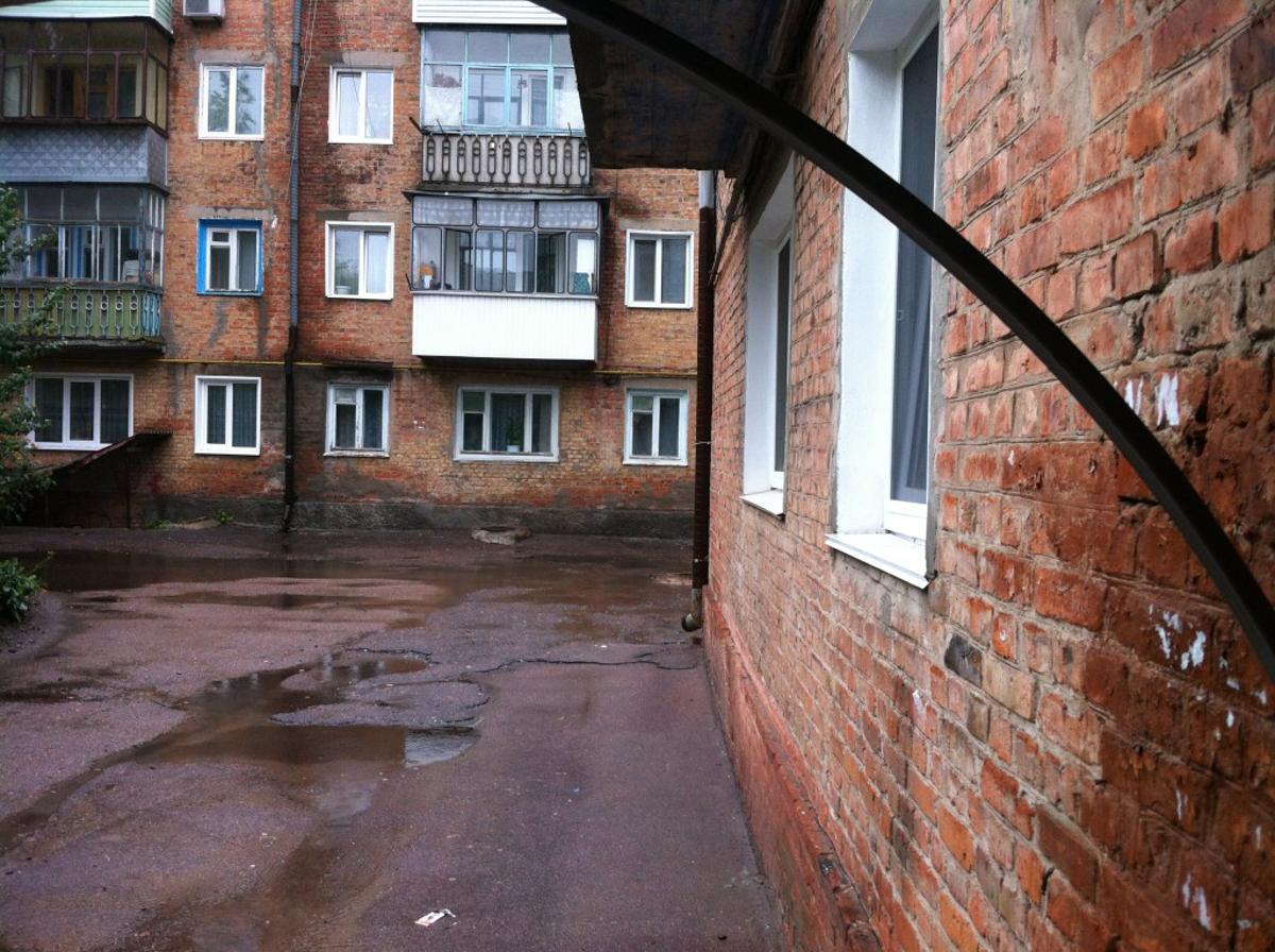 Andriy Ushenko - Pryluky memories