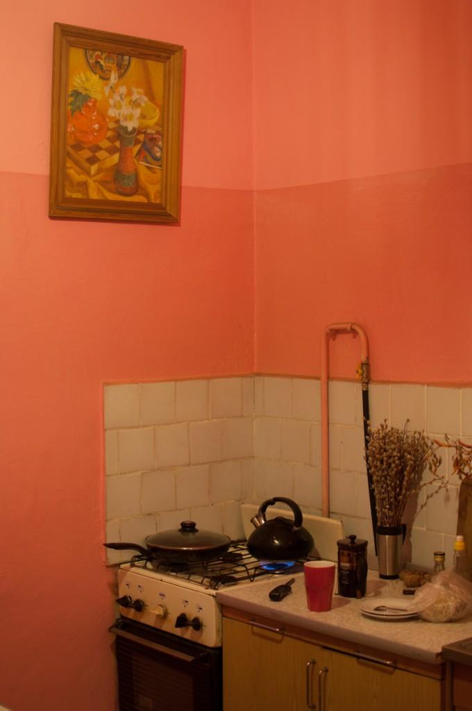 Andriy Ushenko - Some apartment